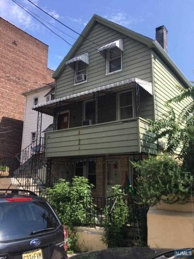 Hudson County Multi Family 2-4 For Sale: 20 Rock Street