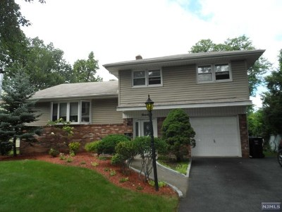 Paramus Single Family Home For Sale: 19 Summer Lane