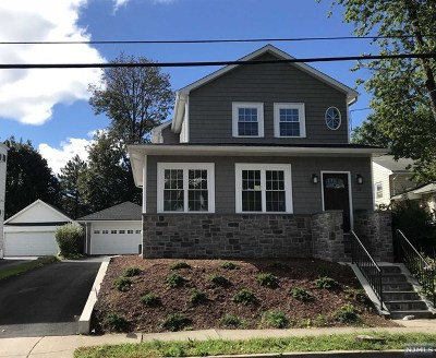 Hasbrouck Heights Single Family Home For Sale: 112 Walter Avenue