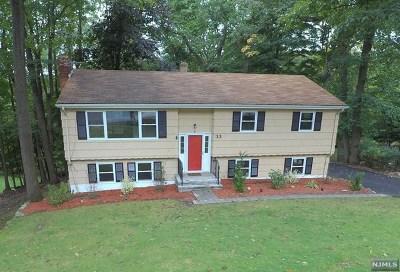 Oakland NJ Single Family Home For Sale: $399,999