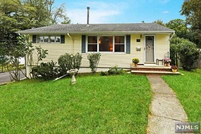 Waldwick Single Family Home For Sale: 88 Hudson Avenue
