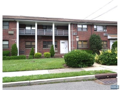 Fort Lee Condo/Townhouse For Sale: 164 Myrtle Avenue #A6
