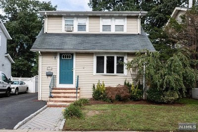Bergenfield Single Family Home For Sale: 27 River Edge Road