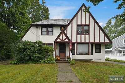 Maywood Single Family Home For Sale: 151 East Central Avenue