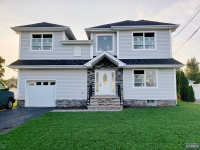 Elmwood Park Single Family Home For Sale: 9 Tuella Avenue