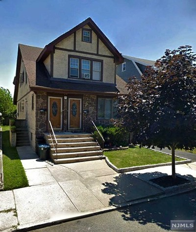 Cliffside Park Multi Family 2-4 For Sale: 520 Olympia Avenue
