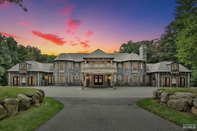 Saddle River NJ Single Family Home For Sale: $9,999,999