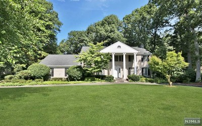 Wyckoff Single Family Home For Sale: 380 Canterbury Lane