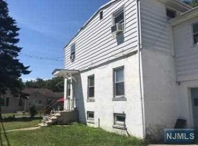Wanaque Multi Family 2-4 For Sale: 36 Greenwood Avenue