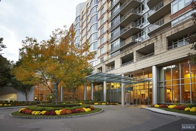 Hudson County Condo/Townhouse For Sale: 8100 River Road #707