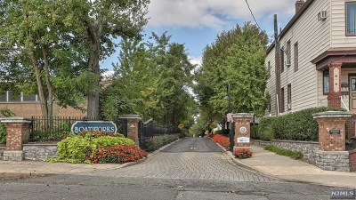 Hudson County Condo/Townhouse For Sale: 85 Boatworks Drive
