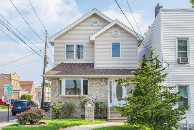 Hudson County Single Family Home For Sale: 234 Centre Avenue