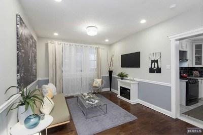 Hudson County Single Family Home For Sale: 205 Jewett Avenue