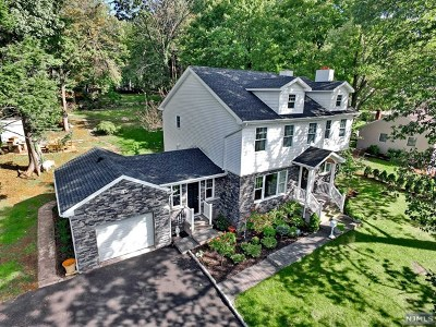 Mahwah Single Family Home For Sale: 267 Franklin Turnpike