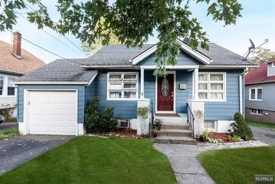 North Haledon Single Family Home For Sale: 42 Harrison Avenue