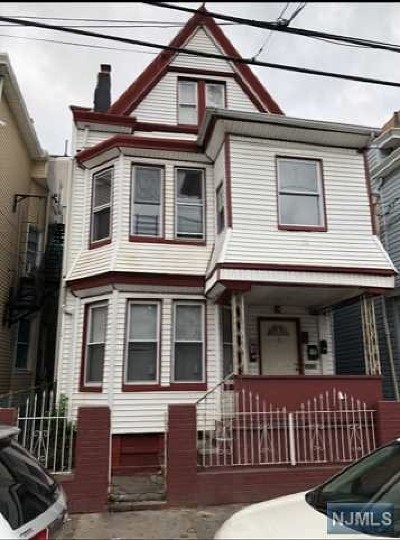 Paterson Multi Family 2-4 For Sale: 18 Pennington Street