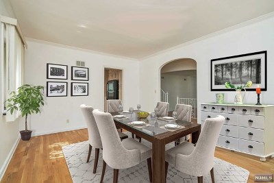 Hudson County Single Family Home For Sale: 911-913 Kennedy Boulevard