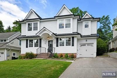 Glen Rock Single Family Home For Sale: 130 Midwood Road