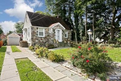 Waldwick Single Family Home For Sale: 78 Dora Avenue