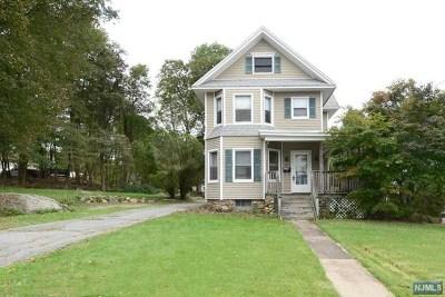 Morris County Single Family Home For Sale: 95 Bartholdi Avenue