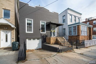 Jersey City Single Family Home For Sale: 66 Irving Street