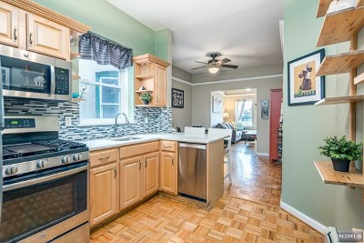 Jersey City NJ Condo/Townhouse For Sale: $425,000