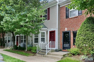 Mahwah NJ Condo/Townhouse For Sale: $373,000