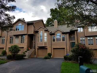 Old Tappan NJ Condo/Townhouse For Sale: $639,000