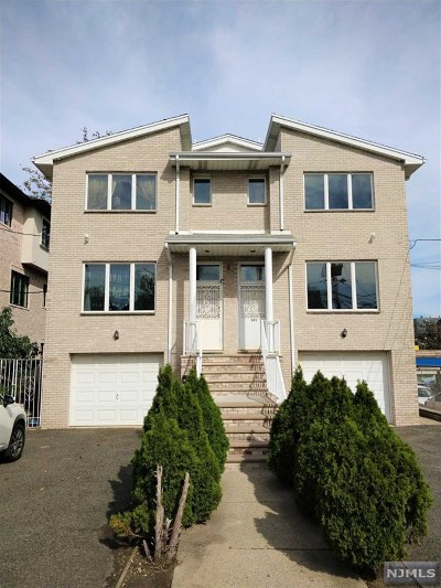 Fort Lee Condo/Townhouse For Sale: 243 Hoym Street