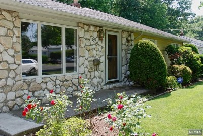 River Edge Single Family Home For Sale: 277 Taft Road