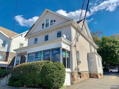 Englewood Commercial For Sale: 61 Grand Avenue