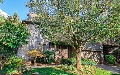 Glen Rock Condo/Townhouse For Sale: 13 East Pamrapo Court #13e