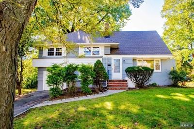 Teaneck Single Family Home For Sale: 858 Barbara Drive