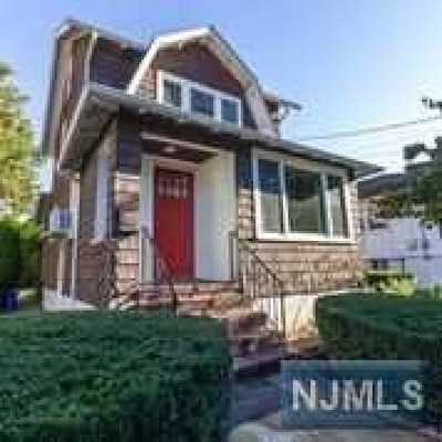 Bogota Single Family Home For Sale: 173 Fairview Avenue