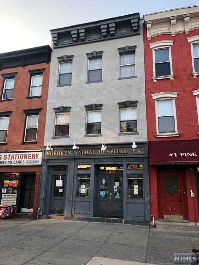 Hoboken Rental For Rent: 640 Washington Street #3