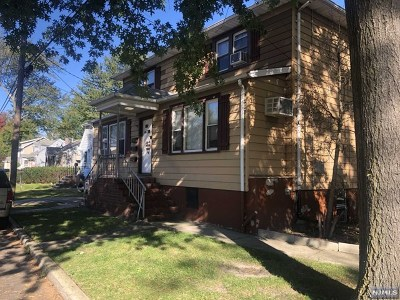Little Ferry Multi Family 2-4 For Sale: 66 Niehaus Avenue