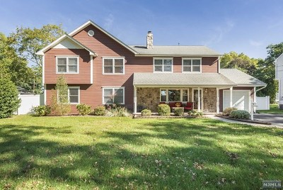 Morris County Single Family Home For Sale: 6 Washburn Road