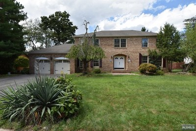 Passaic County Single Family Home For Sale: 182 Webster Drive