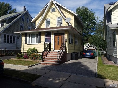 Ridgefield Park Single Family Home For Sale: 136 Christie Street