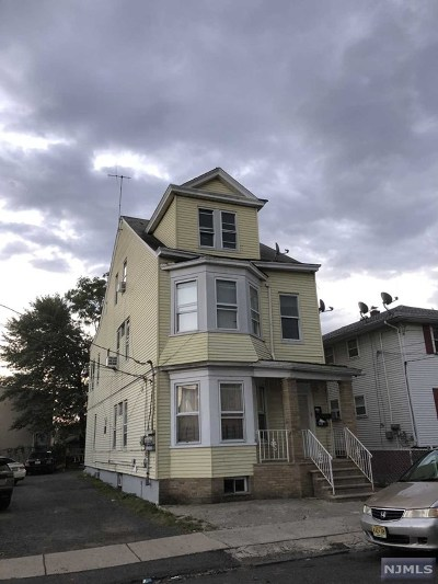 Passaic County Multi Family 2-4 For Sale: 81-83 East 18th Street