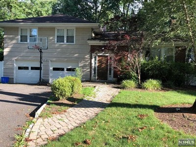 Tenafly Single Family Home For Sale: 40 Roberts Court