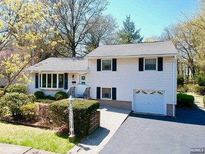Oradell Single Family Home For Sale: 263 Garden Place