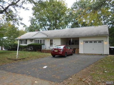 Paramus Single Family Home For Sale: 89 Willowbrook Court