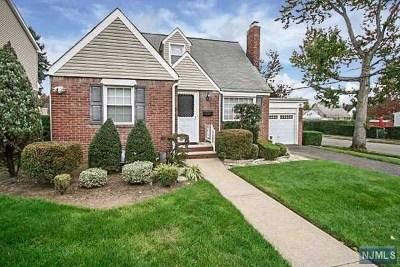 Fair Lawn Single Family Home For Sale: 0-61 Elden Place