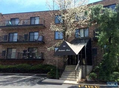 Ridgefield Park Condo/Townhouse For Sale: 99 Teaneck Road #214