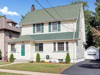 Hasbrouck Heights Single Family Home For Sale: 317 Hamilton Avenue