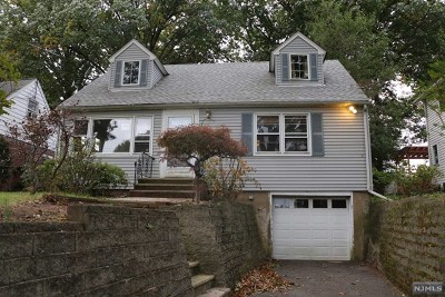 River Edge Single Family Home For Sale: 728 6th Avenue