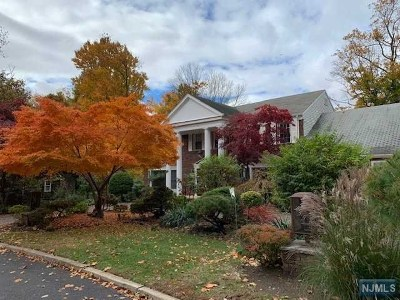 Englewood Cliffs Single Family Home For Sale: 48 Karens Lane