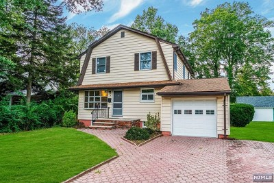 Westwood NJ Single Family Home For Sale: $498,950