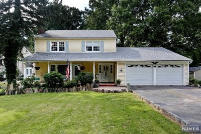 Park Ridge NJ Single Family Home For Sale: $569,000